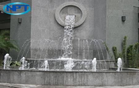 Đài phun nước nghệ thuật tại tổng công ty lương thực Việt Nam