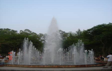 Đài phun nước tại ĐH Nông Nghiệp I Hà Nội