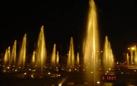 Các công trình đài phun nước đã thực hiện trong năm 2010