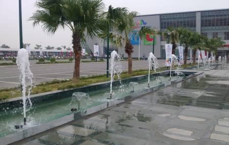 Công trình tại Trung tâm thương mại SAVICO MEGAMALL