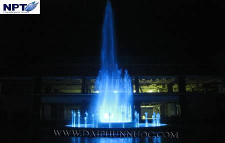 Đài phun nước tại Thành Thắng Plaza