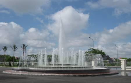 Đài phun nước tại Quận Hải An TP Hải Phòng