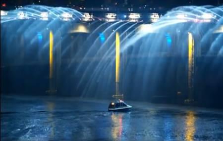 Nhạc nước - đài phun nước 4
