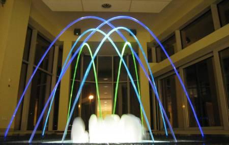Đèn Led chìm chuyên dụng cho đài phun nước