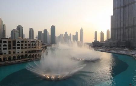 Nhạc nước Burj Dubai Khalifa