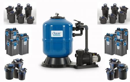 Bộ lọc nước cho đài phun nước - Nhạc nước