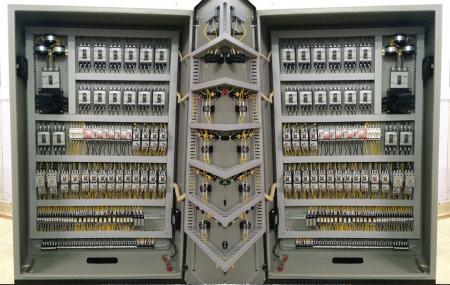 Tủ điện điều khiển hệ thống